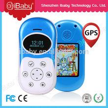 Ibaby OEM&ODM smallest hidden gps kids phone