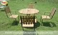 Mordern/novo design/venda quente de madeira móveis para ambientes externos