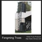 Speaker truss line array truss audio truss for outdoor
