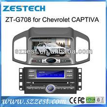 ZESTECH Autoradio DVD GPS Navigation TV Ipod RDS for Chevrolet CAPTIVA