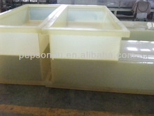 Polyurethane Protective Cover for Silicon Rod Industry