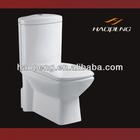 A-2327 Foreign market popular model toilet ceramic