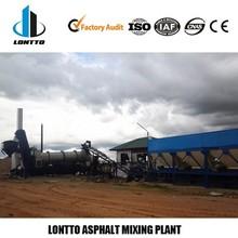 DHB80 Hot Asphalt and Aggregate Mixing Machine