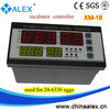 Automatic egg incubator temperature humidity controller XM-18 for sale