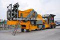 Chine meilleure usine professionnelle mobile de concassage de gravier prix( ciment broyeur de roche) certifié par ce iso9001:2008 25x13mm gost