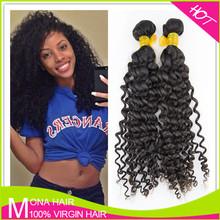 6A Grade 100% Virgin Malaysian Kiny Curly Hair Weave Bundles