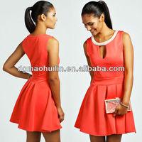 ladies without dress photos jewel trim bodycon dress newly design