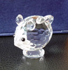 small crystal mouse, crystal animal figurines