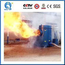 power saving automatic burner wood heating/boiler/dryer