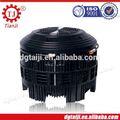 Dbk el suministro de aire del freno de disco( tipo de enfriamiento y el ventilador)
