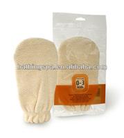 baby terry cloth wash mitt kids bath mitts