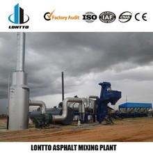 Lontto 80tph Road Construction Equipment/Asphalt Mixing Plant