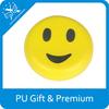 Custom shape stress ball promotional pu smile face anti stress ball the cheapest