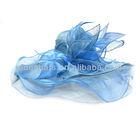 100% Natural Sinamay Church Hats Ladies Straw Hats