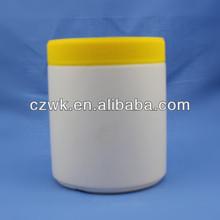 500 ml HDPE plástico de tambor / barril, Food grade recipiente de plástico