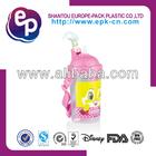 Best design for children sport kettle 270ml food grade material hot selling BPA FREE plastic bottle