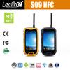 S09 NFC PTT outdoor smartphone cat b15,waterproof Smartphone android IP68 Waterproof Dustproof Shockproof