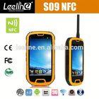 S09 NFC PTT best aarp travel mobile phones use usa and canada,waterproof Smartphone android IP68 Waterproof Dustproof