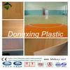 2014 hot sale waterproof indoor wood design indoor pvc basketball flooring