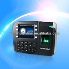 fingerprint access control system with high-speed CPU processor and new fingerprint algorithm