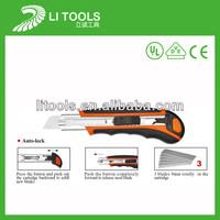 Top quality heavy duty cutter knife