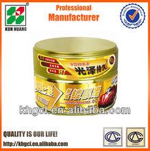 FMS car care,high quality car wax,dashboard polish,hard wax,Gold Coating Wax LMYZ brand300ml
