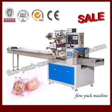 Hot sale croissant bread machine for packing