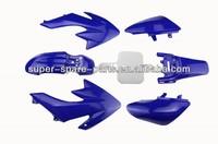 China hot sale CRF 50cc motorcycle fairing kits dirt bike plastic parts