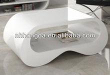 s shape japanese coffee table