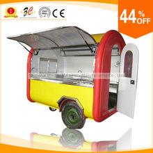 Minggu new arrival 304 stainless steel and FRP chiosco carrelli bar kiosk bar trolleys