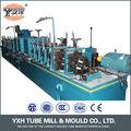 Automatique à faible prix d'usine soudés, ligne de production pour fabriquer de l'acier inoxydable en acier au carbone tube de cuivre