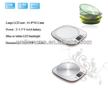 2014 New design electronic kitchen scale