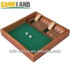 Shut The Box (1-10) Wooden Game shut the box game