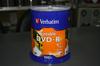Verbatim#95153 blank Verbatim DVD-R16X White Inkjet 100pk Spindle/Made in Taiwan/dvd-r