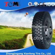 Cheap high quality dump truck tire 11R22.5