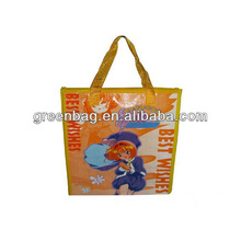 China PP woven wholesale shopping bags suppliers