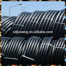 hot sale large diameter water supply pvc/pe pipe