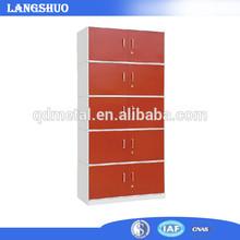Modern Metal Wardrobe Closet/Clothes cabinet design