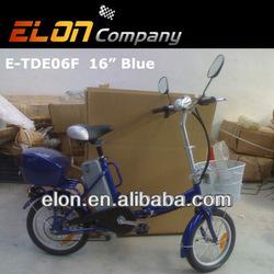 electric pocket bike (E-TDE06F )