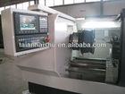 CK6166A cnc horizontal cnc lathe wheel rim straightening machine