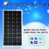 high efficiency PV Mono solar panel 140 w