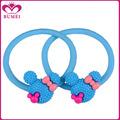 azul precioso de la resina de mickey mouse accesoriosparaelcabello
