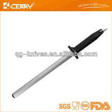 "Diamond-Steel Knife Sharpener 10"""