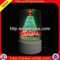2014 hot sale wholesale led 3D usb christmas tree forms manufacture