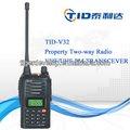 vhf uhf راديو اتجاهين نظام الاتصالات اللاسلكية لمطعم