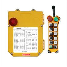 F21-12D radio remote control for cranes using