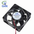 Dc 70mm* 25mm 7025s de equipo de refrigeración refrigerador industrial de ventilación ventilador axial