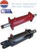 hydraulic jack hydraulic rams double acting hydraulic cylinder rod clevis