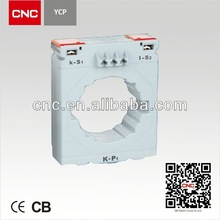 YCP shield current transformer(CNC).China Top 500 enterprise;Sales in over 100 countries