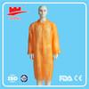 HOT SALE disposable lab coat,CE/FDA/ISO13485/NRLSON